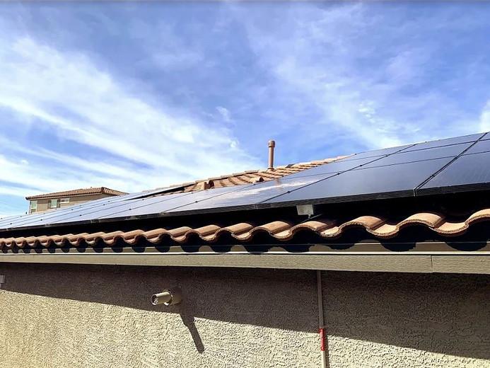 simple energy solar company new installa