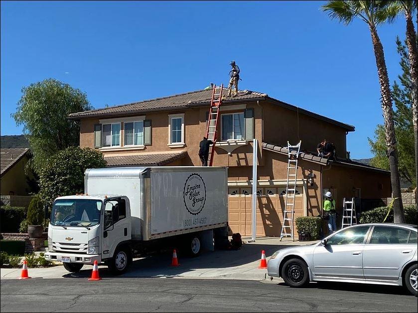 Simple Energy Successful Solar PV Installation