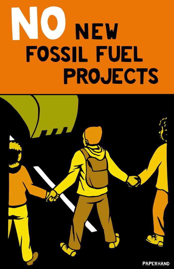 No New Fossil Fuel Projects