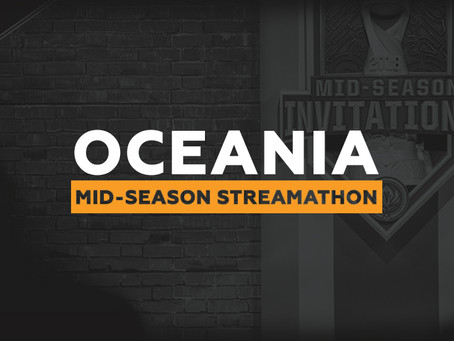 League of Legends Mid-Season Streamathon for COVID Relief