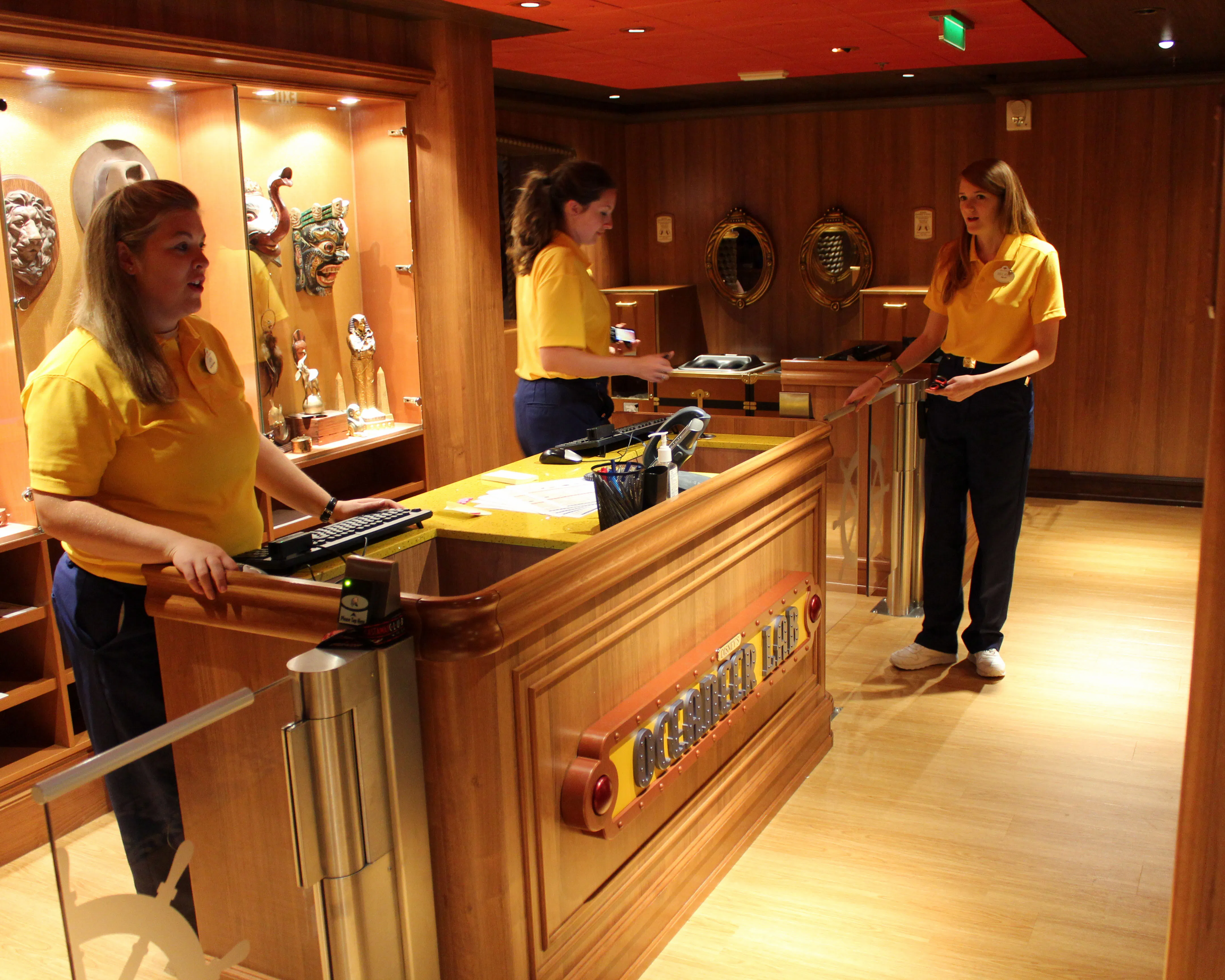Assistant Retail for Cruises