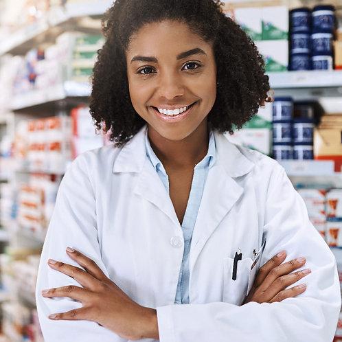 Técnico Auxiliar de Farmácia