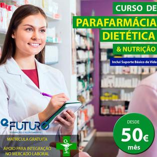 Parafarmácia , Dietética e Nutrição