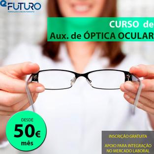 Auxiliar de Óptica Ocular