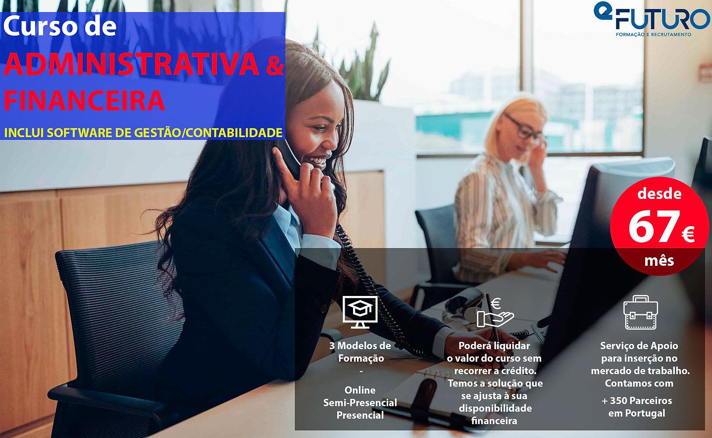Administrativa e financeira