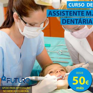 Assistente de Medicina Dentária