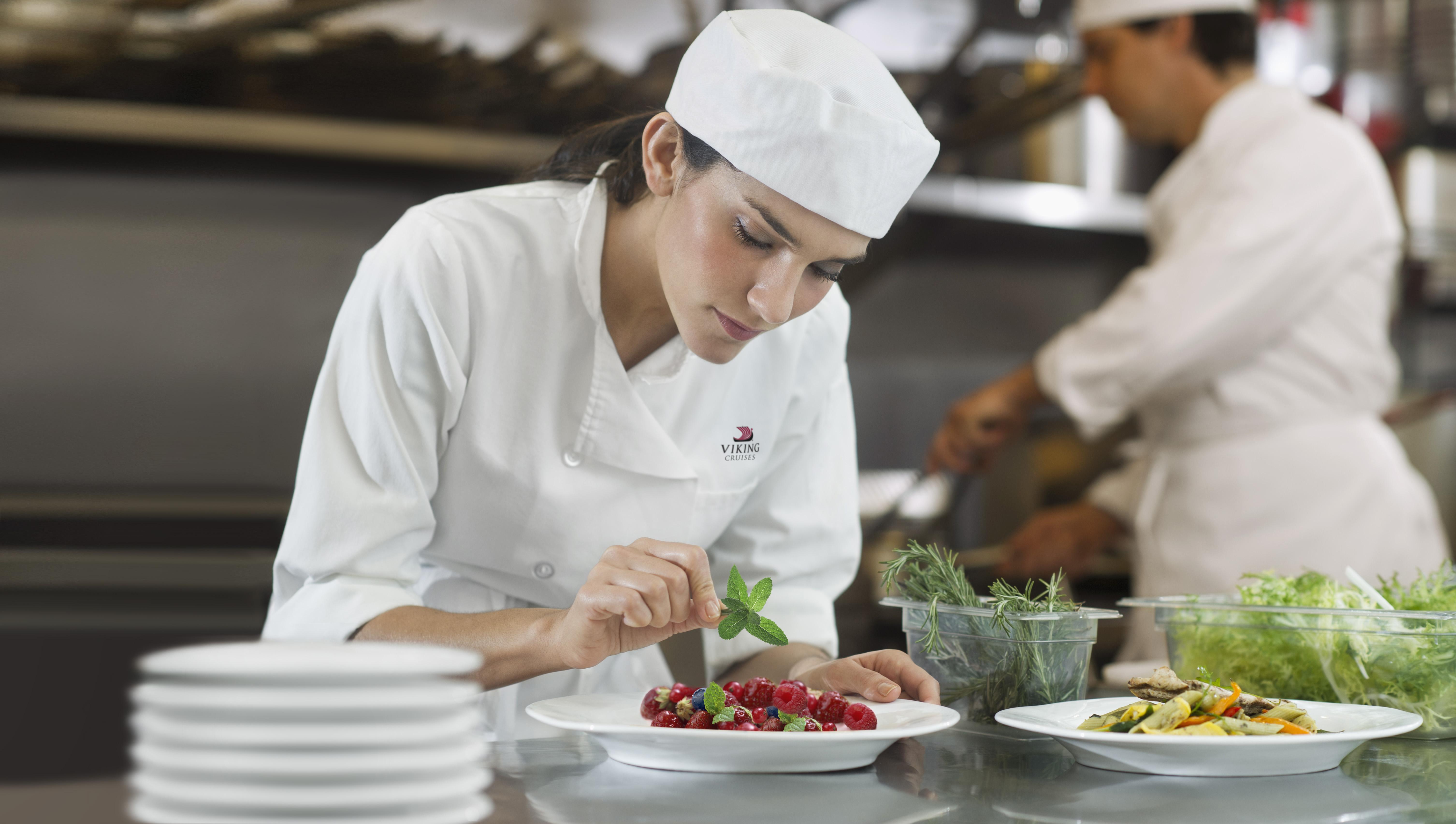 Ajudante de Cozinha para Hotel e Cruzeiros