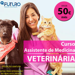 Auxiliar de Medicina Veterinária