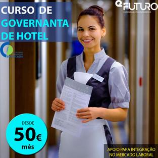 Curso de Governanta de Hotel