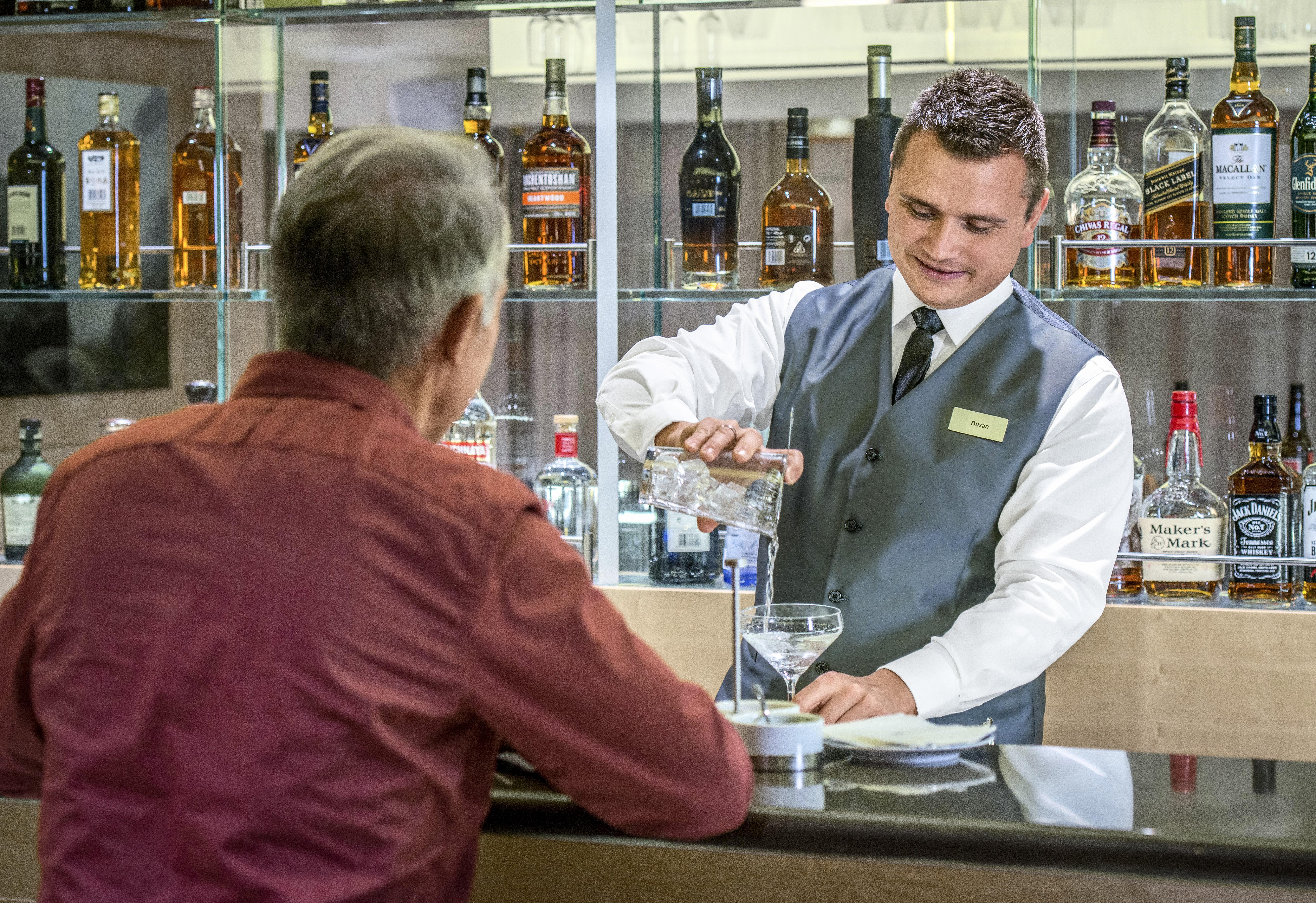Restaurante e Bar Hotel e Cruzeiros