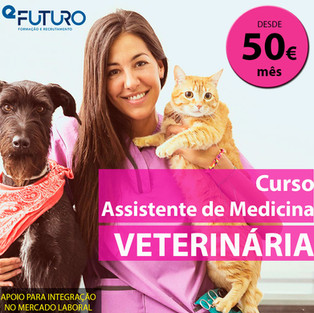 Assistente de Medicina Veterinária