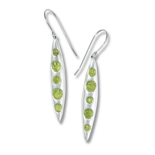 PeaPod/Peridot ModPod Earrings