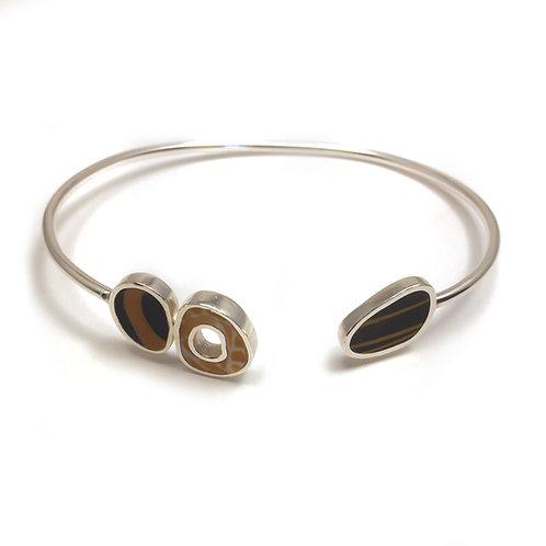 Three Small Ovals bracelet