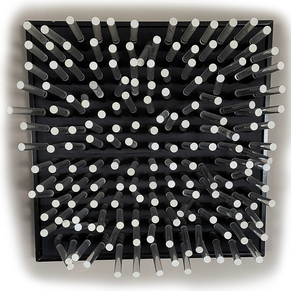 Wall sculpture by Nancy Marland
