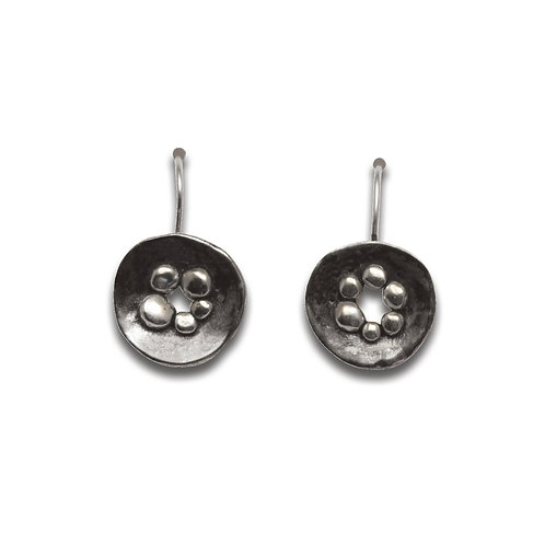 Circle of Bubbles Earrings