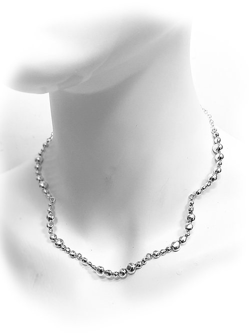 String of Bubbles Necklace