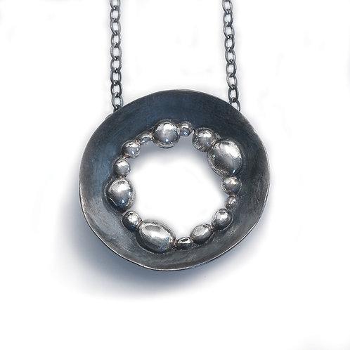 Circle of Bubbles, medium