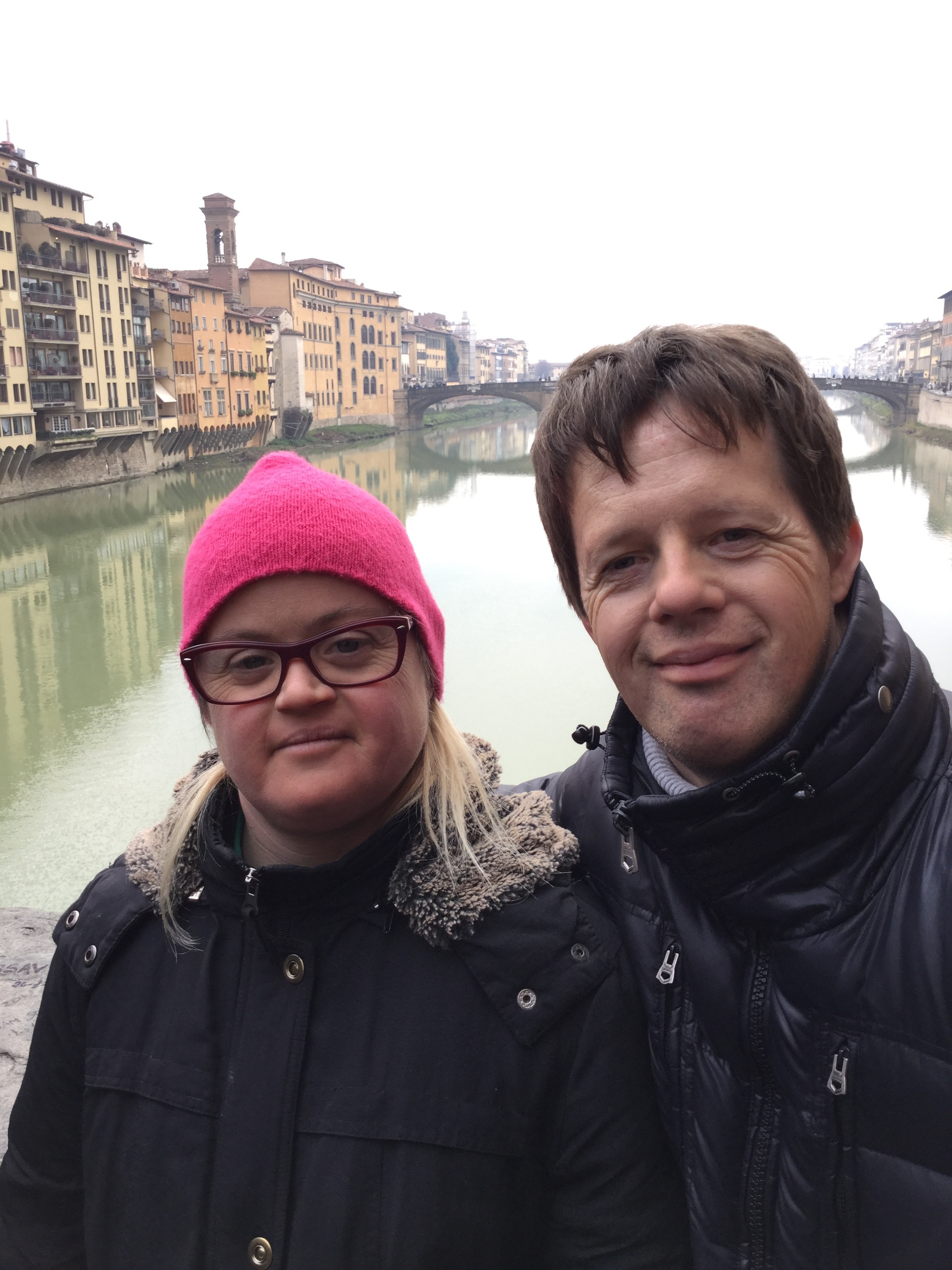 Florenz Januar 2016