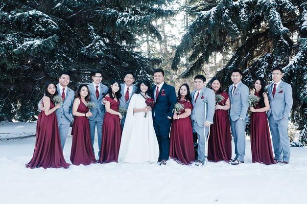 Armine & Cyrene Wedding
