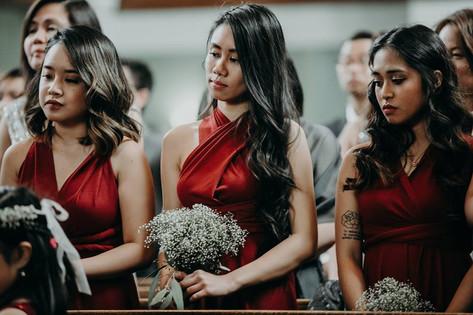 Armine & Cyrene Wedding BTS
