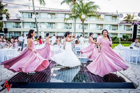 Andrew & Allyson Destination Wedding