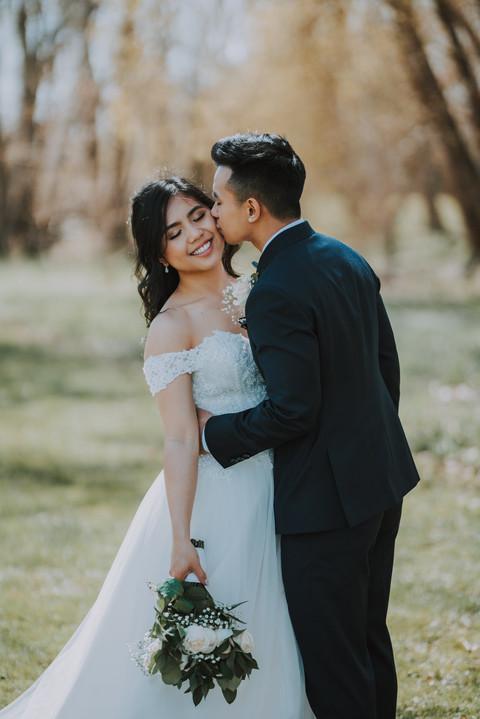 Stephanie & Francis Wedding