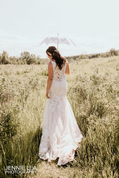 Melyssa & Kieran Wedding