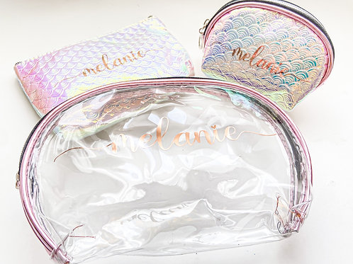 Cosmetice Bags (3-piece)