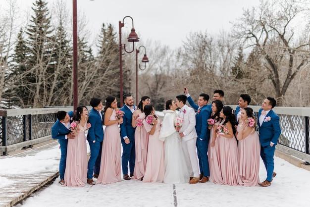 Nikko & Faye Wedding