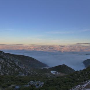 Niebla en las Aguilladas