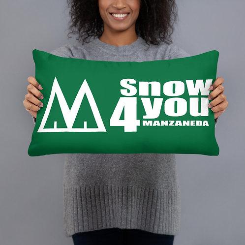 Cojín Snow4you