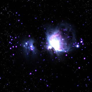 Starlight Nebulosa de Orión NGC 1976