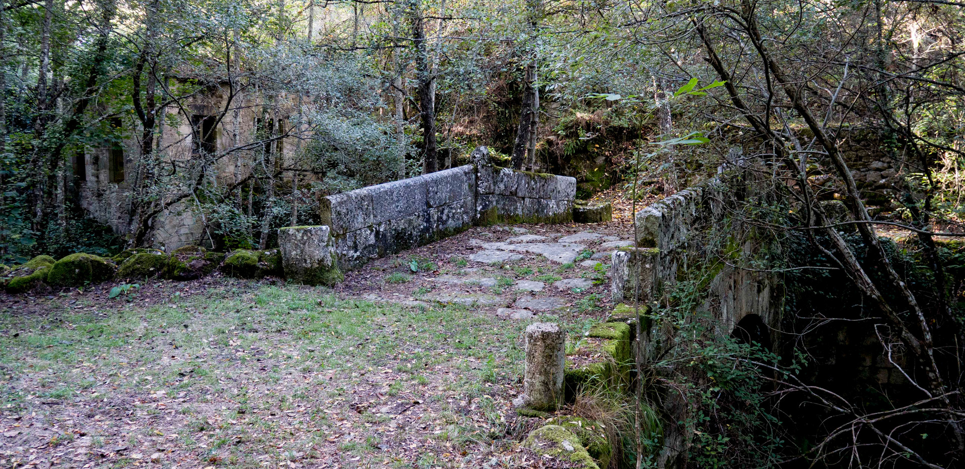 Ponte Cabalar-Trives-Manzaneda-Senderism