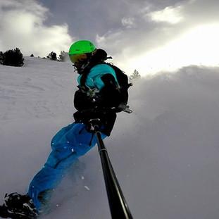 Snowboard & Powder Manzaneda
