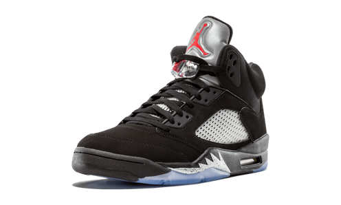 brand new c4d2a 14584 The original and iconic Black Metallic Silver colorway of the Air Jordan 5  is without a doubt one of the greatest AIr Jordans of all time.