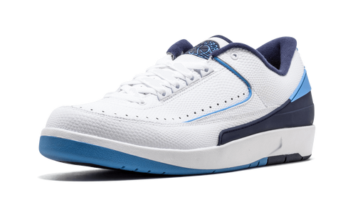 cheap for discount 72068 c575e We have yet another Air Jordan 2 Low set to drop this year. The Air Jordan  2 Low UNC is the latest colorway to drop in the low-top version of Michael  ...
