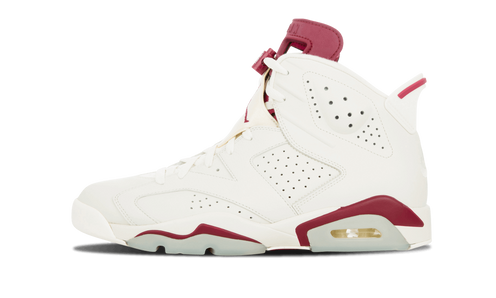 """buy popular 75a09 a3cb6 Long awaited, the last original colorway of the Air Jordan 6 never to retro  finally did in 2015. The classic """"Maroon"""" version was finally crossed off  the ..."""
