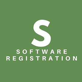 SOFTWARE REGISTRATION