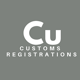 TRADEMARK REGISTRATIONS AT CUSTOMS