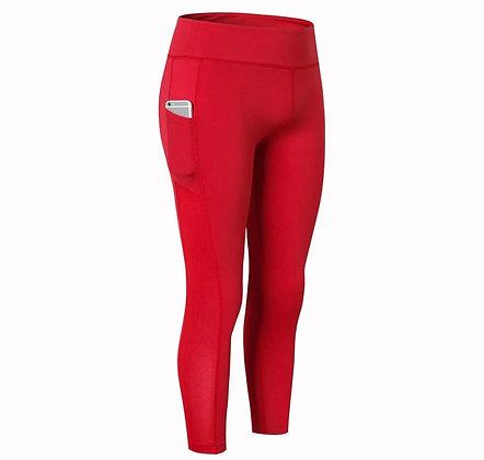 Sportswear Women's Leggings Solid Yoga Pants