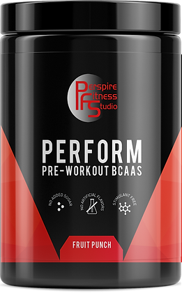 PERFORM - PRE-WORKOUT BCAAS