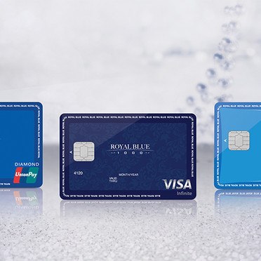 woori card_royal blue