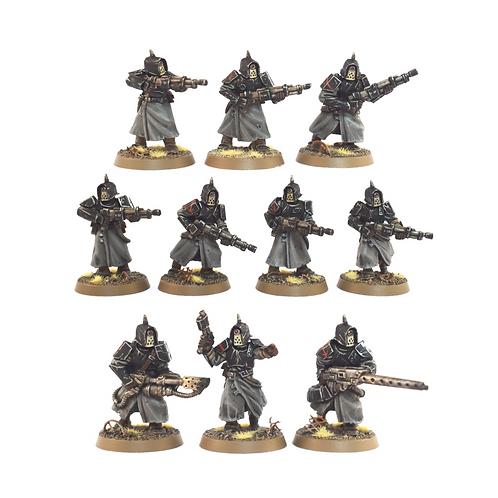 Tox Trooper Autocannon Squad