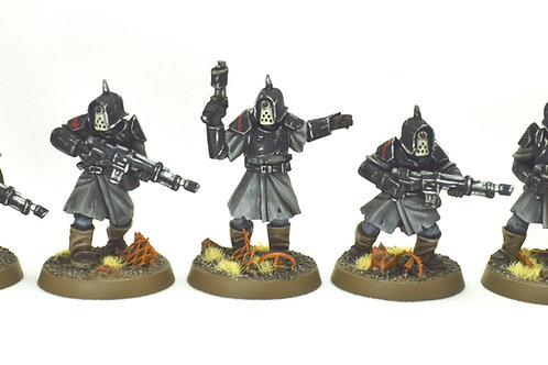 Tox Trooper Scouts