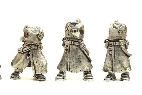 Tox Trooper conversion torsos