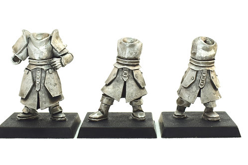 Armoured Captain Torso (3)