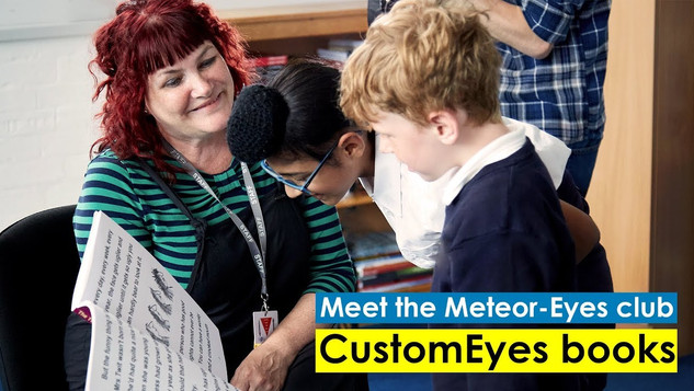 Meet the Meteor-Eyes club