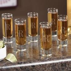 Set of 6 Shot Glasses $24.95