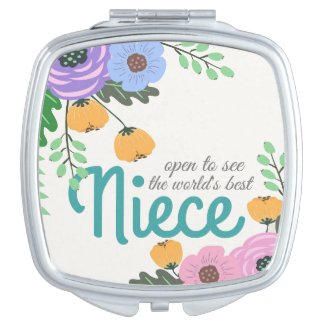 Best Niece Mirror $16.85
