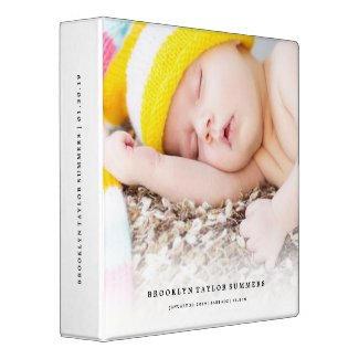 Baby Photo Binder $25.40